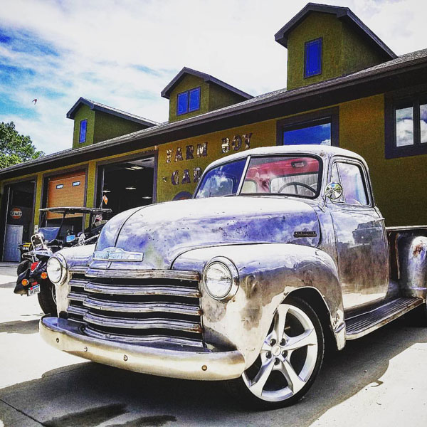 Muscle Car Restoration Classic Truck Restoration By Farm Boy Garage